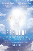 Behold! the Second Coming of Jesus Christ Is Near [Pdf/ePub] eBook