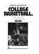 College Basketball  U S A   Since 1892