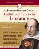 The Politically Incorrect Guide to English and American Literature [Pdf/ePub] eBook