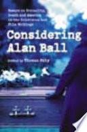 Considering Alan Ball