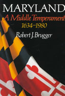 Maryland, A Middle Temperament