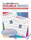 Alfred s Essentials of Music Theory Rhythm  Double Bingo Book