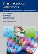 Pharmaceutical Substances 5th Edition 2009 Book PDF