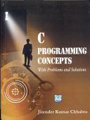 C Programming Concepts: With Prob & Sol