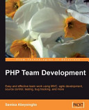 Cover of PHP Team Development