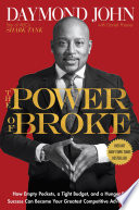 The Power Of Broke Book PDF