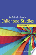 """""""An Introduction to Childhood Studies"""" by Mary Jane Kehily"""