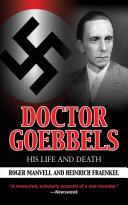 Pdf Doctor Goebbels