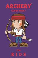 Archery Score Sheet For Kids