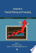 Advances in Financial Planning and Forecasting (New Series) Vol.8