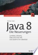Java 8 Die Neuerungen