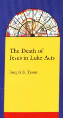 The Death Of Jesus In Luke Acts