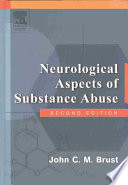 Neurological Aspects Of Substance Abuse Book PDF