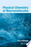 Physical Chemistry of Macromolecules Book
