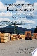 Environmental Requirements And Market Access Book PDF