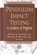 Read Online Pendulum Impact Testing For Free
