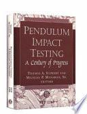 Pendulum Impact Testing