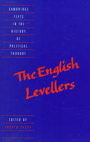 The English Levellers