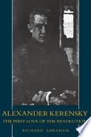 Alexander Kerensky Book PDF