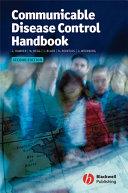 Communicable Disease Control Handbook
