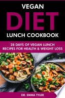 Vegan Diet Lunch Cookbook