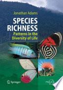 Species Richness Book