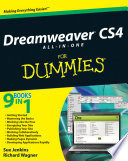 Dreamweaver Cs4 All In One For Dummies