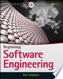 Beginning Software Engineering Book