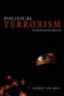Political Terrorism: An Interdisciplinary Approach