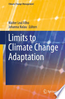 Limits to Climate Change Adaptation Book
