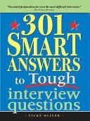 301 Smart Answers to Tough Interview Questions [Pdf/ePub] eBook