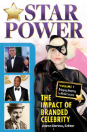Star Power: The Impact of Branded Celebrity [2 volumes] ebook