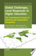 Global Challenges Local Responses In Higher Education