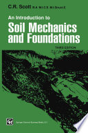 An Introduction to Soil Mechanics and Foundations Book