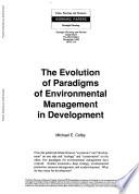 Environmental Management in Development