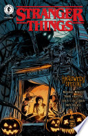 Stranger Things Halloween Special one shot Book PDF