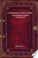 Commentary On The Gospel According To John