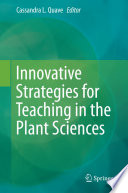 Innovative Strategies for Teaching in the Plant Sciences Book
