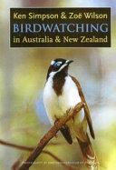 Birdwatching In Australia And New Zealand