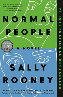 Book cover of 'Normal People' by Sally Rooney