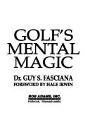 Golf s Mental Magic