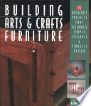 Building Arts & Crafts Furniture