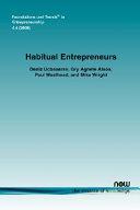 Habitual Entrepreneurs