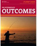 Outcomes Pre-Intermediate Workbook