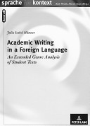 Academic Writing In A Foreign Language