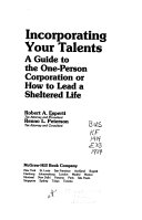 Download Incorporating Your Talents Book