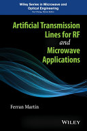 Artificial Transmission Lines for RF and Microwave Applications Pdf/ePub eBook