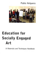 Education for Socially Engaged Art Book