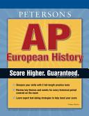 Peterson s AP European History