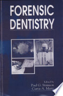 Forensic Dentistry Book